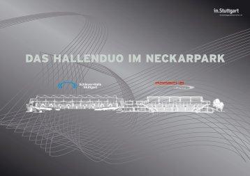 Hallenduo Broschüre (PDF) - Porsche Arena