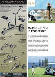 Golf - Porsche Club Deutschland