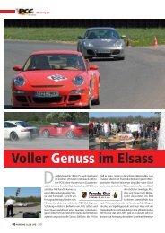 PCC Anneau du Rhin - Porsche Club Deutschland