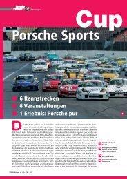 PSC Vorschau 2007 - Porsche Club Deutschland