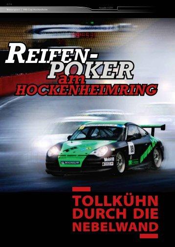 996 Cup Hockenheim - Porsche Club Deutschland
