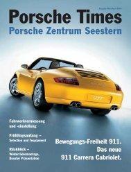 Ausgabe März/April 2005 - Porsche