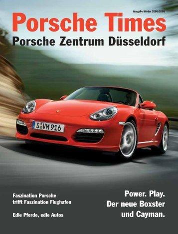 Ausgabe Winter 2008/2009 - Porsche