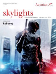 Skylights June 2014