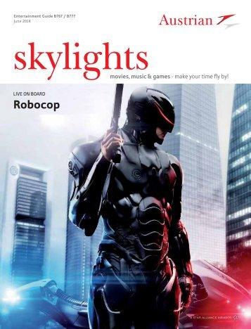 Skylights June 2014
