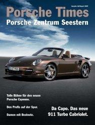 Ausgabe Juli/August 2007 - Porsche