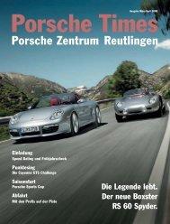 Ausgabe Mrz/Apr 2008 - Porsche