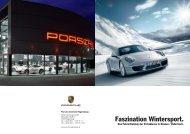 Infobroschüre (PDF) - Porsche Zentrum Regensburg