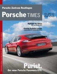 Porsche Zentrum Reutlingen - Hahn Automobile