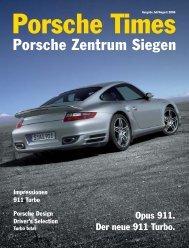 Ausgabe Jul/Aug 2006 - Porsche