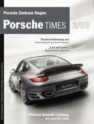 Ausgabe 3/09 - Porsche