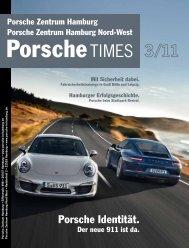Ausgabe 3/11 - Porsche