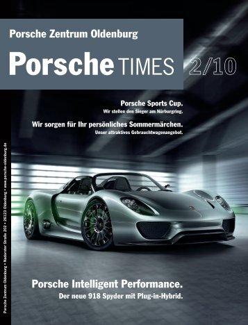 Wir sorgen für Ihr persönliches Sommermärchen! - Porsche