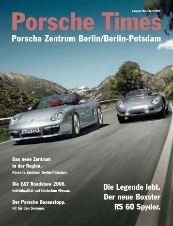 Porsche Zentrum Berlin/Berlin-Potsdam
