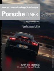 Ausgabe 3/12 - Porsche