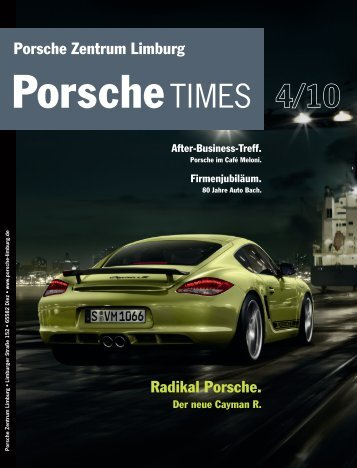 porschetimes vorlageseiten porsche zentrum essen. Black Bedroom Furniture Sets. Home Design Ideas