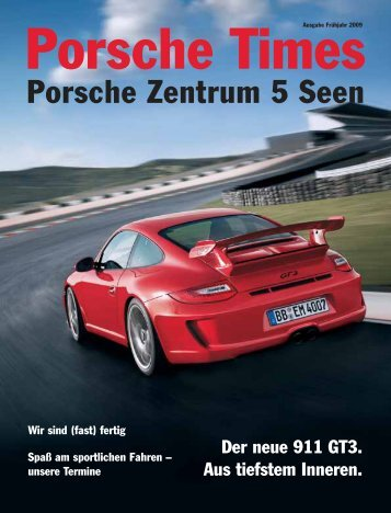 Porsche Zentrum 5 Seen