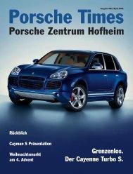 Ausgabe März/April 2006 - Porsche