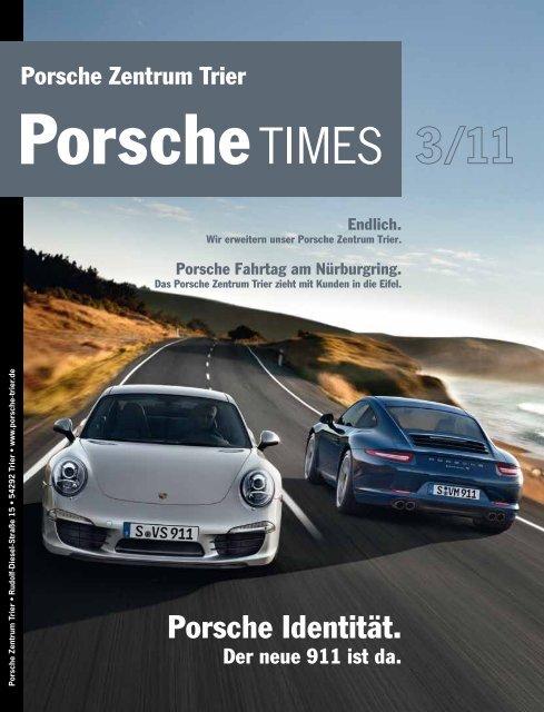 Porsche Identität.