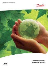 Stawiamy na ekologię - Danfoss