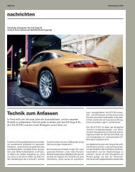 Download PDF / 137 KB - Porsche