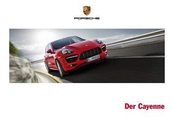 Cayenne Katalog - Porsche