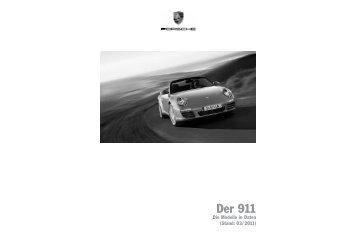 Der 911 - Porsche