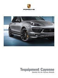 Tequipment Cayenne - Porsche