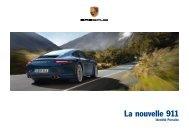 La nouvelle 911 - Porsche