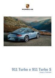 911 Turbo e 911 Turbo S - Porsche