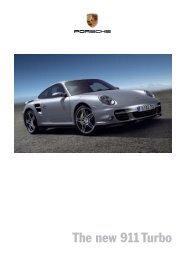 The new 911Turbo - sportauto.ee
