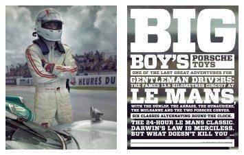 gentleman Drivers: - Porsche