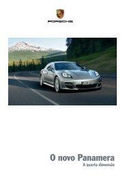 O novo Panamera - Porsche