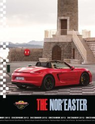 December 2012 - Porsche Club of America – Northeast Region