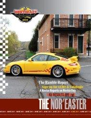 June 2011 - Porsche Club of America – Northeast Region