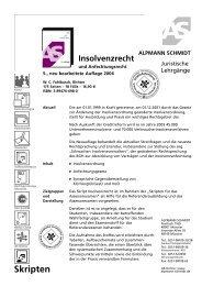 Skripten - Alpmann Schmidt