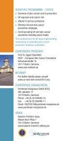 INVITATION - Porstmann Kongresse GmbH - Page 2