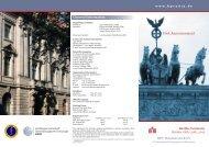 First Announcement - Porstmann Kongresse GmbH