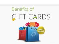 Discounted best buy gift cards-Benefits of Gift Cards