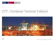 CTT - Container Terminal Tollerort - PORT-NET