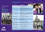 Guide for students - University of Portsmouth