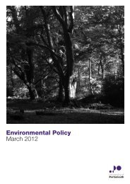 Environmental Policy March 2012 - University of Portsmouth