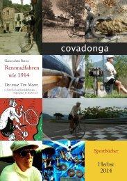 Covadonga Verlag - Herbstprogramm 2014