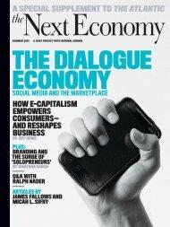 Next Economy Supplement (PDF) - Allstate