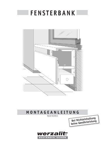Balkon-Bekleidung - Werzalit