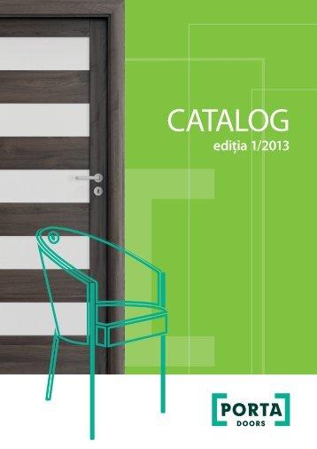 Catalog online Porta Doors Ediţia 1/2013