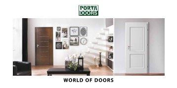 WORLD OF DOORS - Porta  sc 1 st  Yumpu & Catalogue - Usi Porta Doors