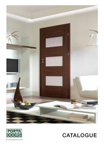 CATALOGUE - PORTA Doors