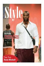 Standard Style 25 May 2014 Amended
