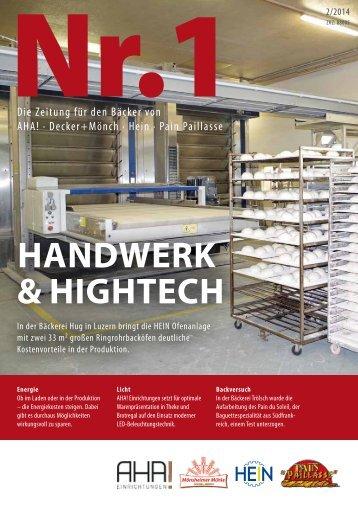 Nr.1 - Ausgabe 2-2014
